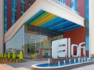 雅樂軒班加羅爾塞斯納商務園酒店(Aloft Bengaluru Cessna Business Park)