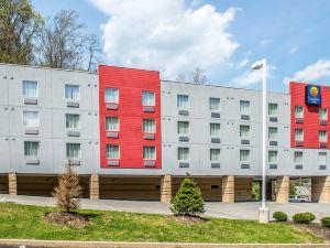 匹茲堡舒適酒店(Comfort Inn Pittsburgh)