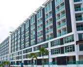 吉隆坡M勒克斯套房酒店