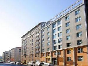 城市公寓里昂迪爾維萊特酒店(Appart City Lyon Part Dieu Villette)