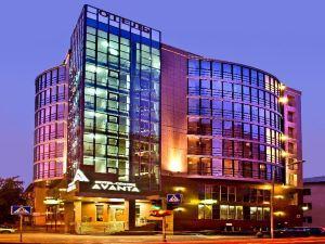 新西伯利亞安永達中心酒店(Avanta Hotel Centre)