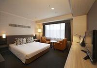 名古屋東急大酒店(Tokyu Hotel Nagoya)標準雙人房