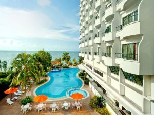 檳城火烈鳥海灘酒店(Flamingo Hotel by The Beach Penang)