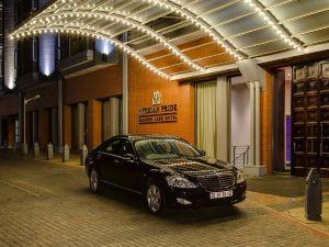 梅爾羅斯拱門 African Pride 酒店(African Pride Melrose Arch Hotel)