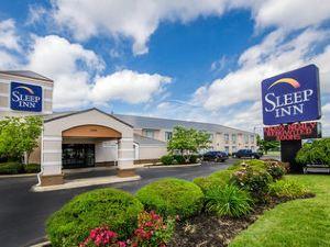 斯麗普路易斯威爾機場及世博會酒店(Sleep Inn Louisville Airport & Expo)