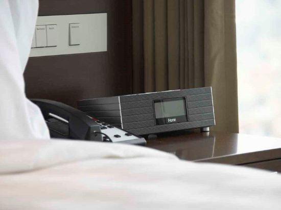 大阪萬豪都酒店(Osaka Marriott Miyako Hotel)城景至尊轉角兩大床房