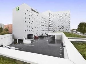 里爾歐洲里爾康鉑酒店(Campanile Lille Euralille)