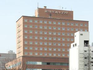 福島燦路都大飯店(Hotel Sunroute Plaza Fukushima)
