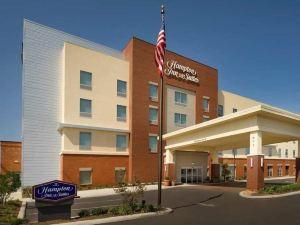 聖安東尼奧市中心/市場廣場希爾頓歡朋套房酒店(Hampton Inn & Suites San Antonio-Downtown/Market Square)