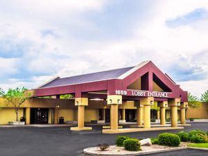 華美達鹽湖城北寺酒店(Ramada Salt Lake City North Temple)