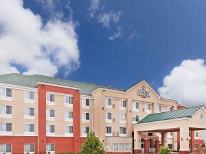 俄克拉何馬城機場麗怡套房酒店(Country Inn and Suites by Carlson Oklahoma City Airport)