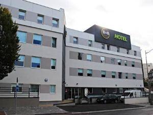 蘭斯中心火車站酒店(B&B Hôtel Reims Centre Gare)