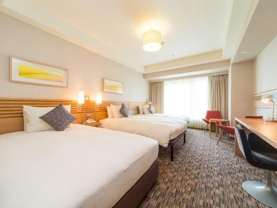 札幌三位神大酒店(Hotel Resol Trinity Sapporo)標準雙床房