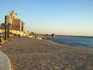 海法海濱度假公寓(Vacation Apartments by The Sea - Haifa)