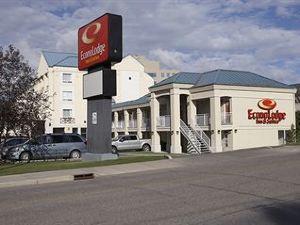 伊克諾套房旅館大學酒店(Econo Lodge Inn & Suites University)