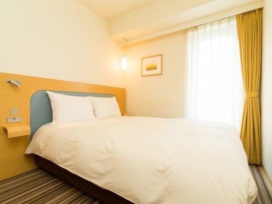 札幌三位神大酒店(Hotel Resol Trinity Sapporo)小型雙人床房