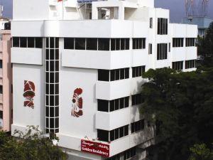金色家園酒店(Hotel Golden Residency)