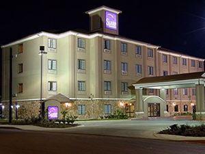六旗舒眠酒店套房(Sleep Inn and Suites at Six Flags)