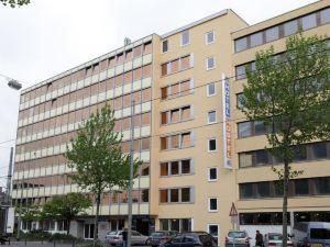 法蘭克福法蘭克福瓦爾特A&O酒店及旅館(A&O Hotel & Hostel Frankfurt Galluswarte Frankfurt)