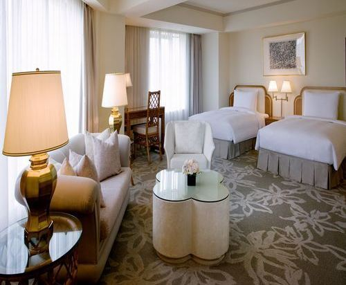 福岡日航酒店(Hotel Nikko Fukuoka)豪華房