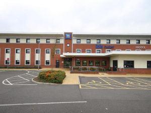 萊斯特宜必思快捷酒店(Ibis Budget Leicester)