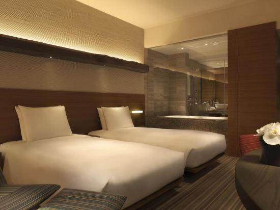 東京凱悅酒店(Hyatt Regency Tokyo)俱樂部房(雙床)6