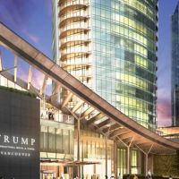 温哥華特朗普國際大廈酒店酒店預訂