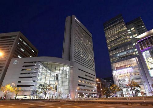 大阪希爾頓酒店(Hilton Osaka Hotel)希爾頓客房