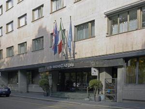 都靈中心NH酒店(NH Torino Centro)