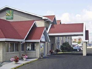 Quality Inn 西埃德蒙頓酒店(Quality Inn West Edmonton)