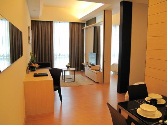 吉隆坡瑞園公寓(Swiss Garden Residences Kuala Lumpur)