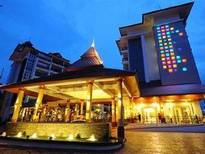 芭堤雅水晶宮飯店(Crystal Palace Pattaya)