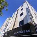 AreaOne酒店-高松(Hotel Areaone Takamatsu)