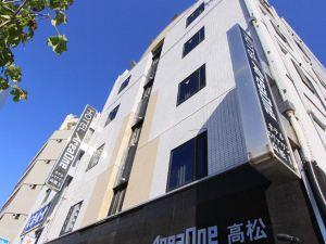 高松市一區酒店(Hotel AreaOne Takamatsu)