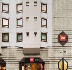 南特中心布列塔尼宜必思旅游酒店(Ibis Nantes Centre Tour Bretagne)