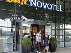 巴黎戴高樂機場北2諾富特全套房酒店(Novotel Suites Paris CDG Airport Villepinte)
