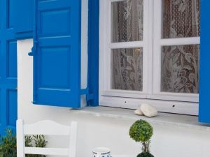 米科諾斯中心阿納斯塔西婭的面容公寓(Anastasia's Visage Mykonos Center)