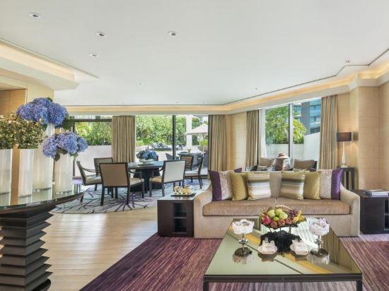曼谷暹羅凱賓斯基酒店(Siam Kempinski Hotel Bangkok)露台套房