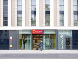 科隆市阿德吉奧公寓式酒店(Aparthotel Adagio Köln City)