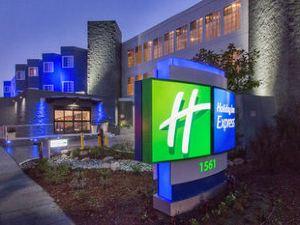 南帕洛阿爾托山景智選假日酒店(Holiday Inn Express Mountain View South Palo Alto)