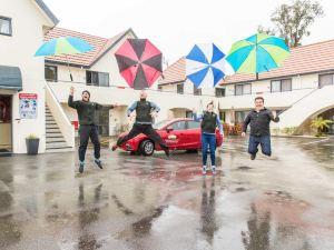 貝亞維斯塔弗朗茨約瑟夫汽車旅館(Bella Vista Motel Franz Josef)