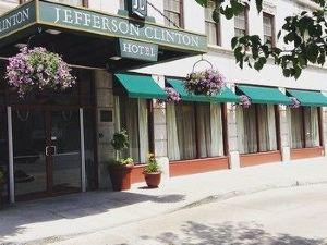 杰斐遜克林頓酒店(Jefferson Clinton Hotel)
