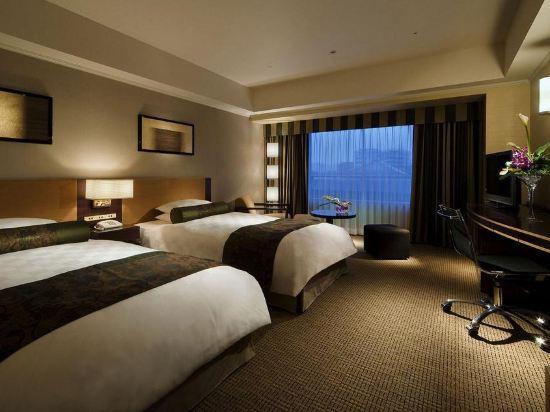 京都大倉飯店(Kyoto Hotel Okura)雙床房