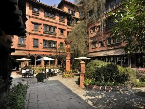 加德滿都德瓦里卡酒店(The Dwarika's Hotel Kathmandu)