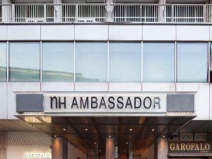 那不勒斯大使館NH酒店(NH Napoli Ambassador)