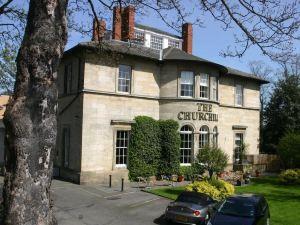 丘吉爾酒店(The Churchill Hotel)