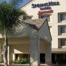 阿卡迪亞帕薩迪納 SpringHill Suites 酒店(SpringHill Suites Pasadena Arcadia)