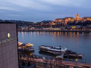 布達佩斯洲際酒店(InterContinental Budapest)