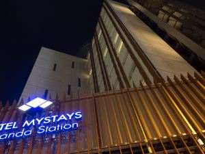 MYSTAYS 五反田站前酒店(HOTEL MYSTAYS Gotanda Station)