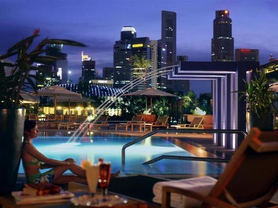 新加坡濱華大酒店(Marina Mandarin Singapore)周邊圖片